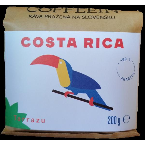 Costa Rica Tarrazu zrnková...