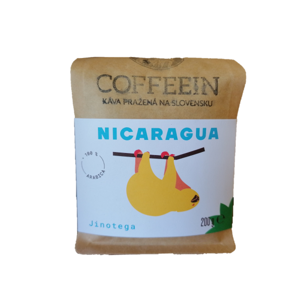Káva Nicaragua Jinotega 200g