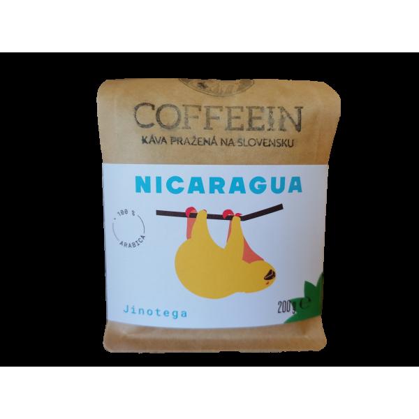 Káva Nicaragua Jinotega 1kg