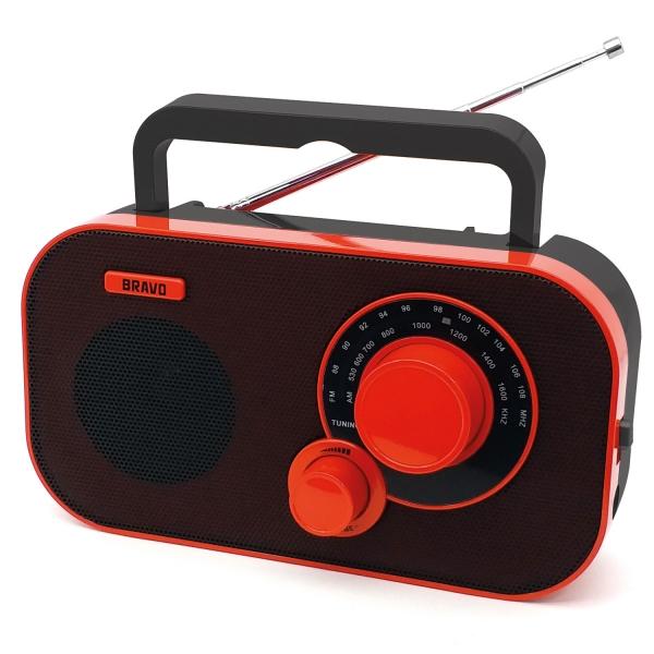 Přenosné rádio B-5184