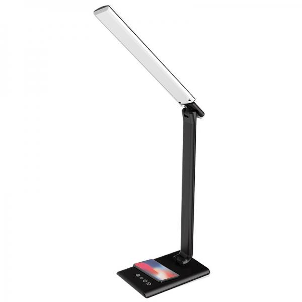 LED stolní lampička MEGGIE černá