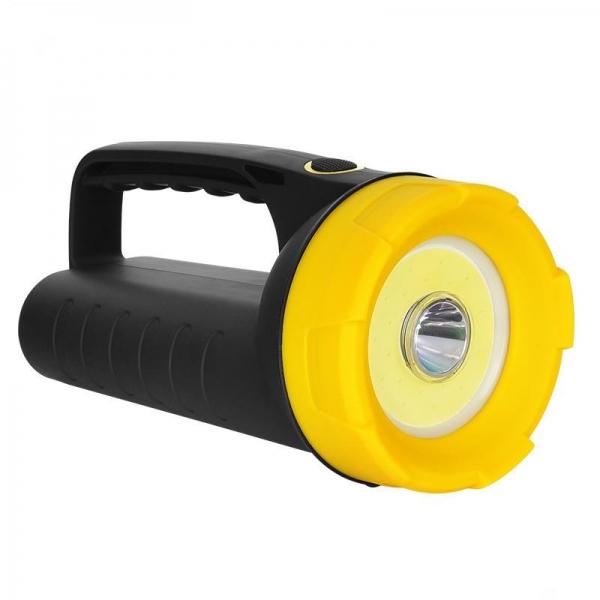 LED ruční nabíjecí svítilna + powerbank FS02R