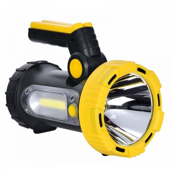 LED ruční nabíjecí svítilna + powerbank FS03R
