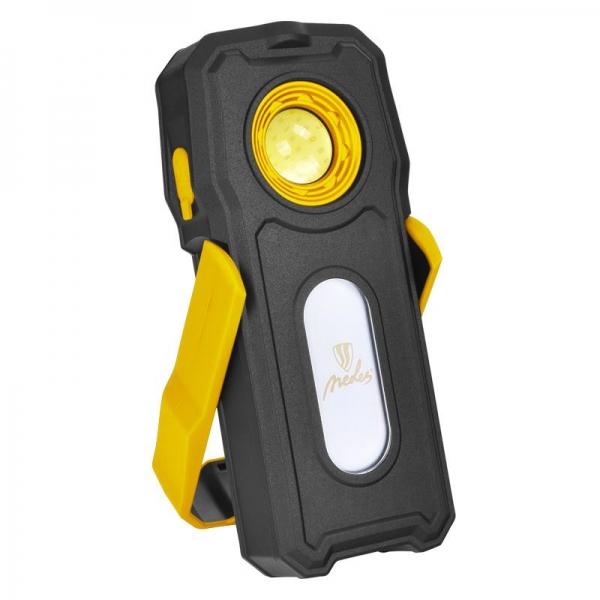 LED pracovní nabíjecí svítilna WL05R + Powebank
