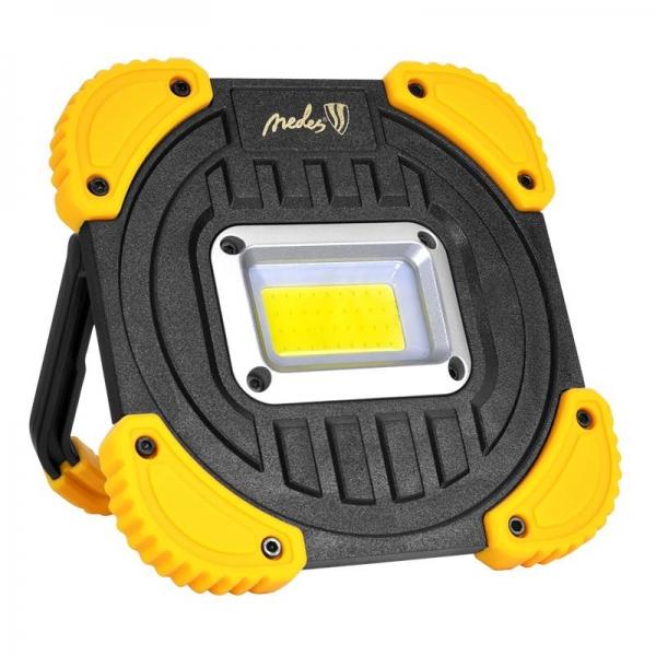 LED pracovní nabíjecí svítilna WL06R + Powebank