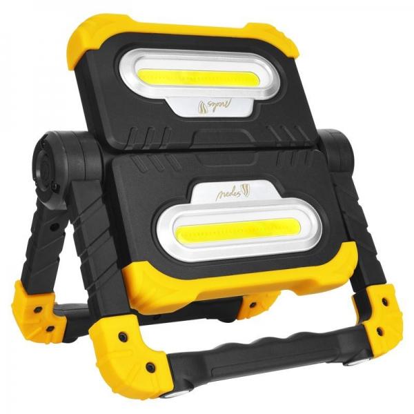 Nabíjecí pracovní LED svítilna WL07R + Powebank
