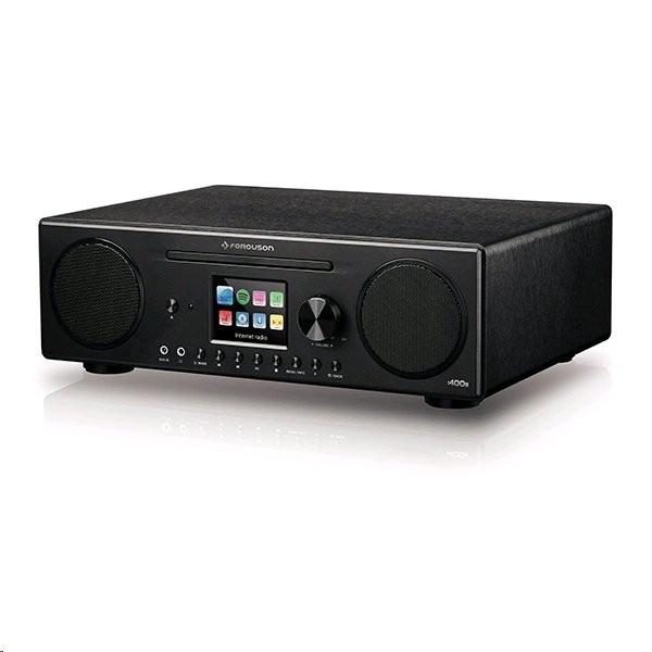 Digitání rádio FERGUSON i400 Black