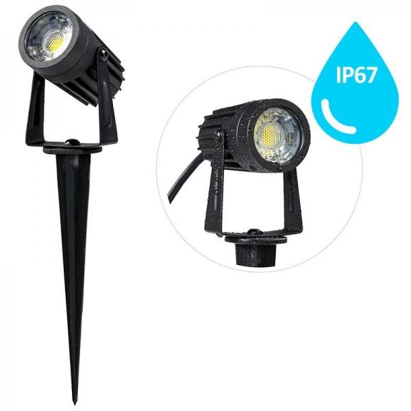 Zahradní svítidlo 3W/IP67...