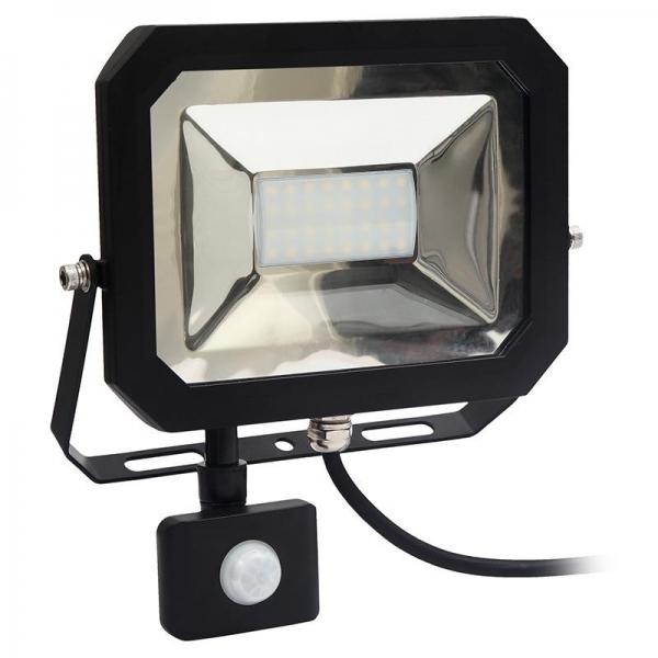Reflektor + PIR senzor...