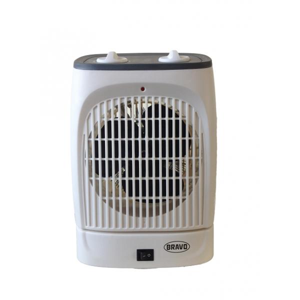 Teplovzdušný ventilátor s...