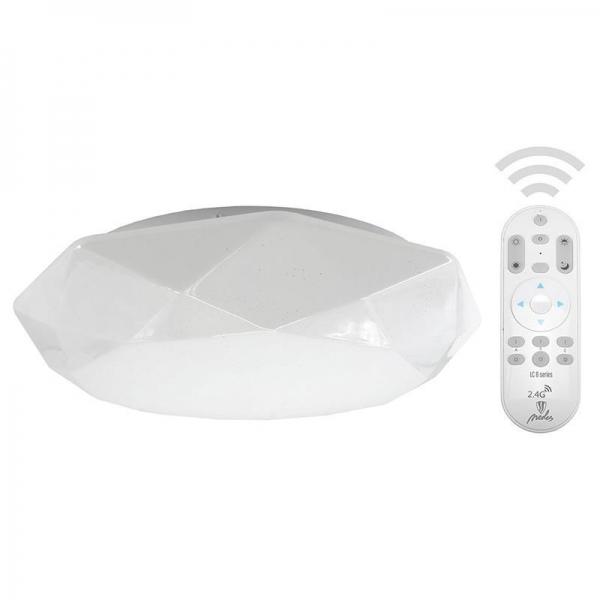 LED svítidlo OPAL + dálk....