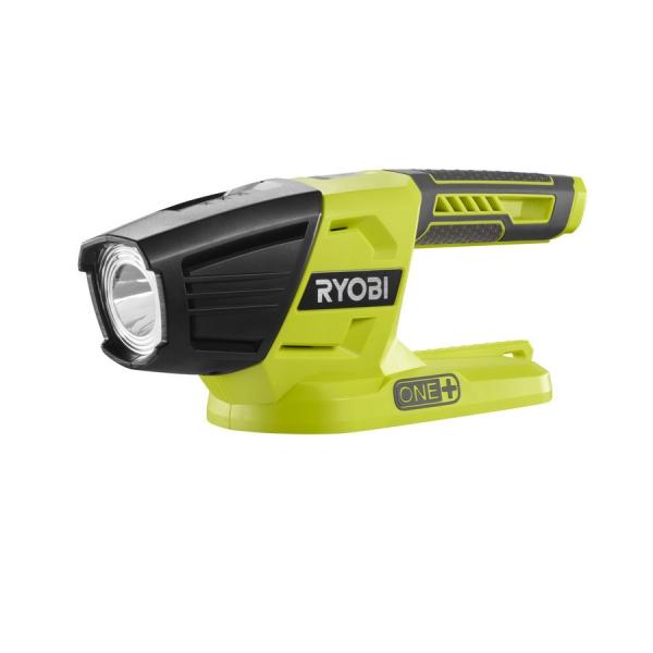 LED svítilna Ryobi 18V R18T-0