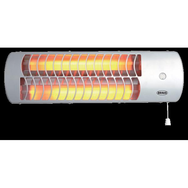 Koupelnový infrazářič B-4673